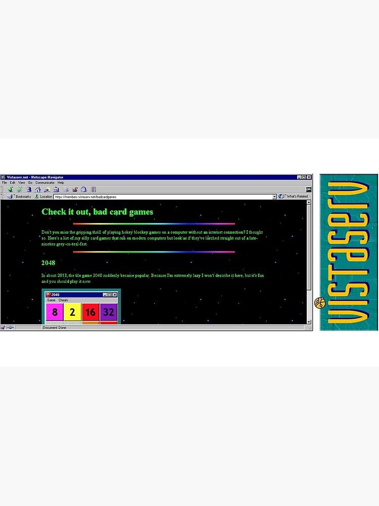 badcardgames on Vistaserv.net by vistaserv