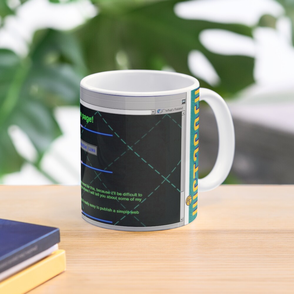 binarylogic on Vistaserv.net Mug