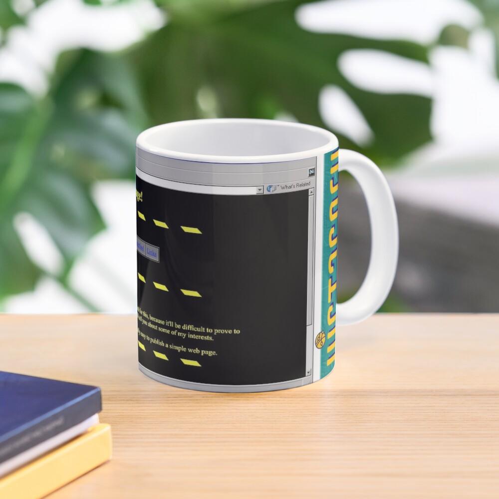 krisnair on Vistaserv.net Mug