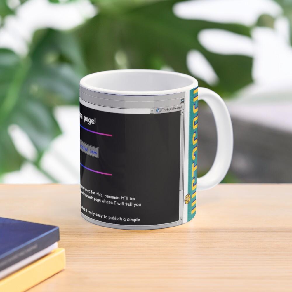 comshock25 on Vistaserv.net Mug