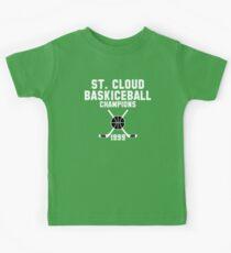 St. Cloud Baskiceball Champions Kids Tee