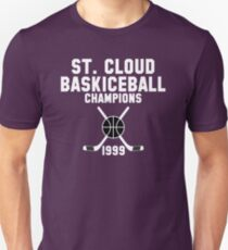 St. Cloud Baskiceball Champions Unisex T-Shirt