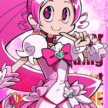 Magical Girl Collection #6 - Blossom by gcio