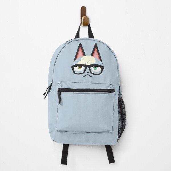 Minimalist Animal Crossing New Horizons Raymond  Backpack