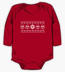 Ugly SWeater  One Piece - Long Sleeve