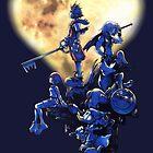 Kingdom Hearts by SquareEyedJak