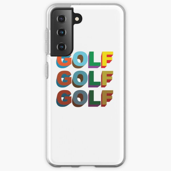 3D GOLF  Samsung Galaxy Soft Case