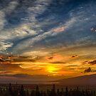 Maui Sunset  - 11/18/12 by NealStudios