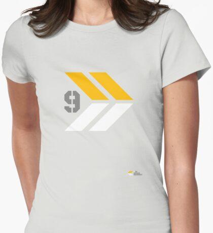 Arrows 1 - Yellow/Grey/White T-Shirt