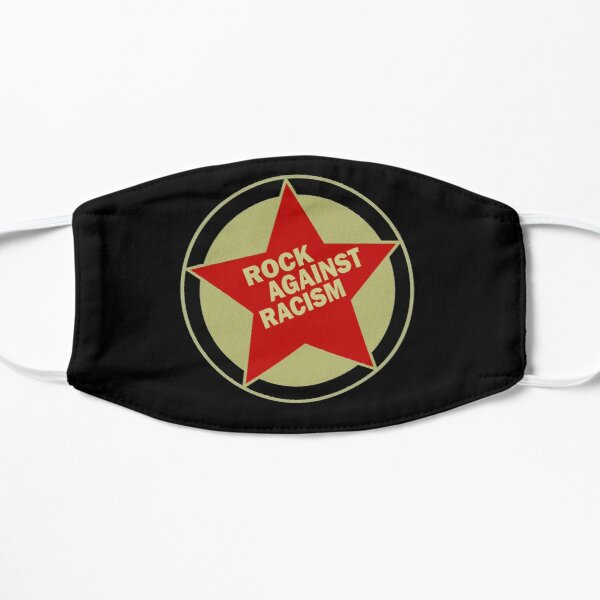 ROCK AGAINST RACISM Mask