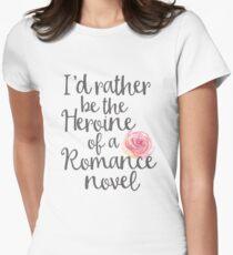 Heroine of a Romance Novel T-Shirt