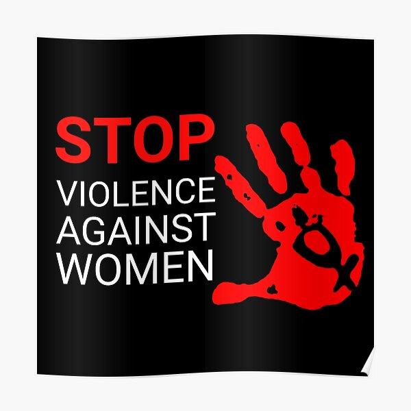 violence against women Poster