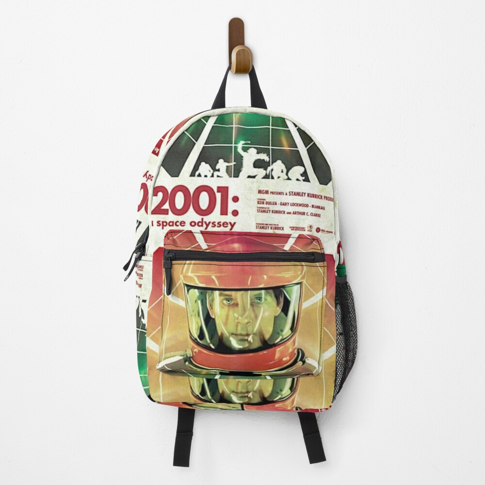2001: A Space Odyssey - poster Backpack