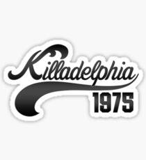 Killadelphia Varsity Sticker