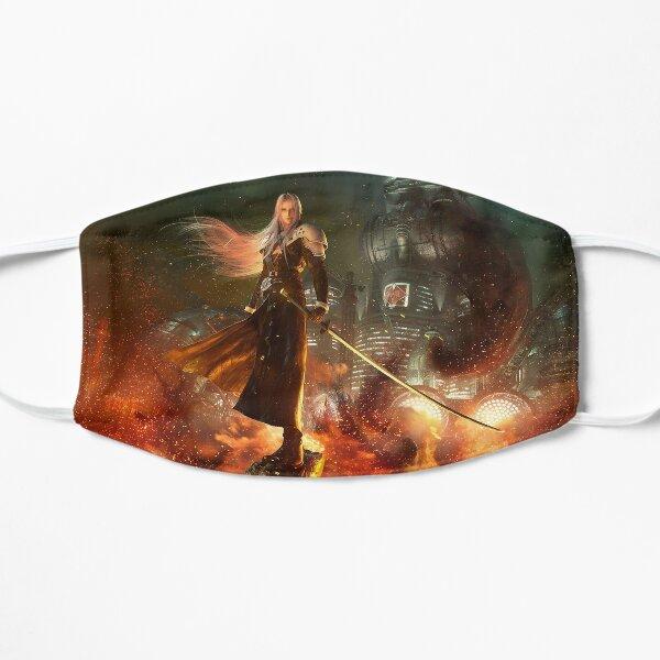 Sephiroth - Final Fantasy VII Remake Flat Mask