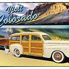 Visit Colorado by Daniel Sawyer
