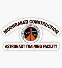 Drax - Training Facility Sticker