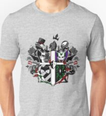 Criminal Coat of Arms- White T-Shirt