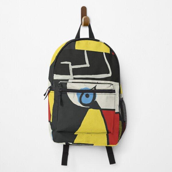 Joan Mirò #8 Backpack