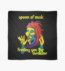Spoon of music Scarf