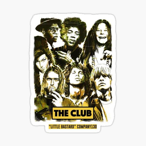 EL CLUB Pegatina