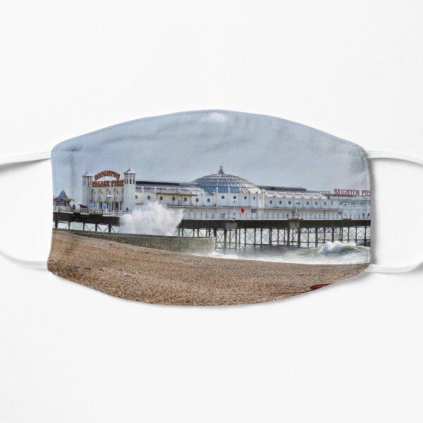 Brighton pier. Blustery day Mask
