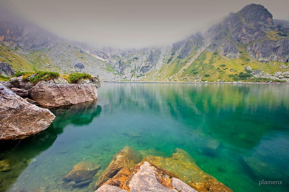 magic of mountain  by plamenx