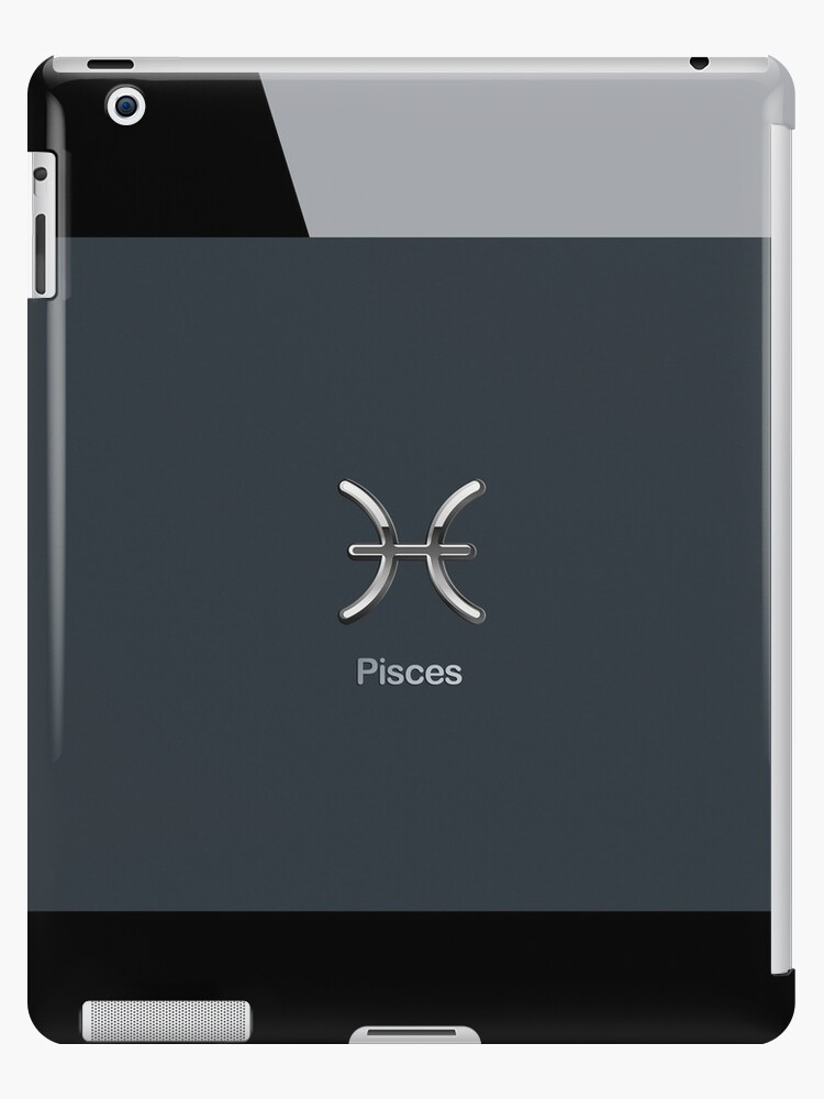 Apple Smart Phone Style with Astrology Pisces Sign   by scottorz