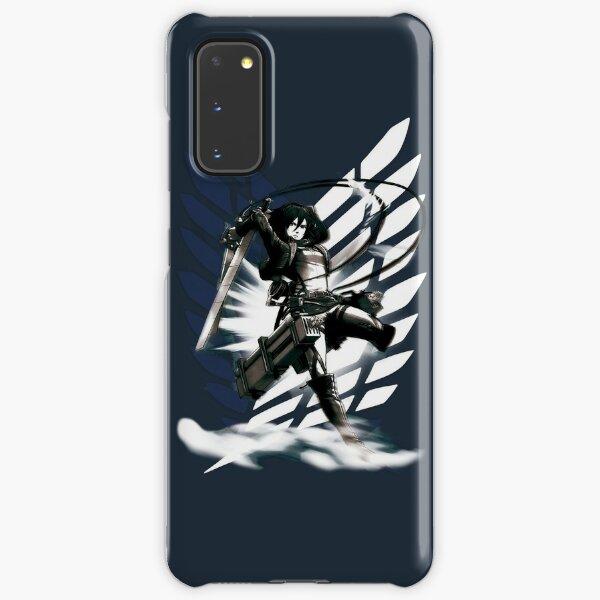 Shingeki no Kyojin - Mikasa Ackerman Samsung Galaxy Snap Case
