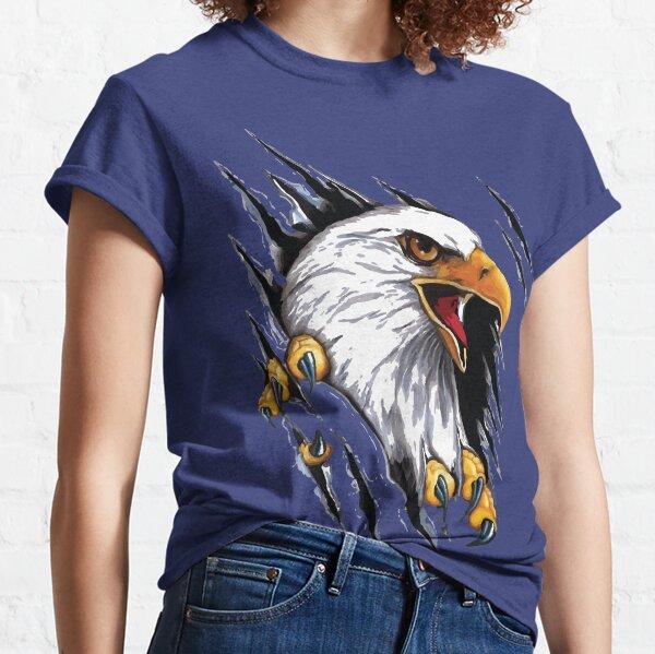 American Bald Eagle Design Classic T-Shirt