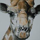 Giraffe ipad case by gogston