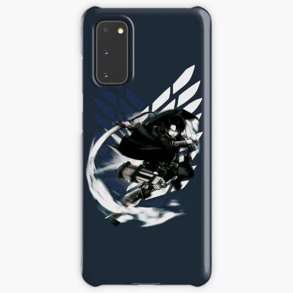 Shingeki no Kyojin - Levi Ackerman Samsung Galaxy Snap Case