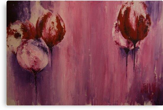 Tulips 2012 by Jos van de venne
