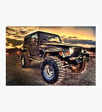 Rubicon Photographic Print