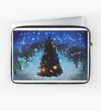 Christmas comes but once a year. Laptop Sleeve