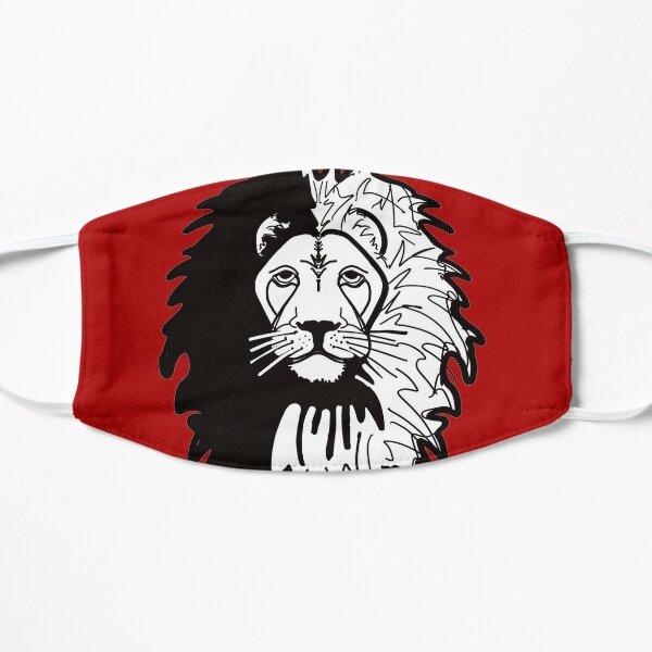 Lion Black/White Mask