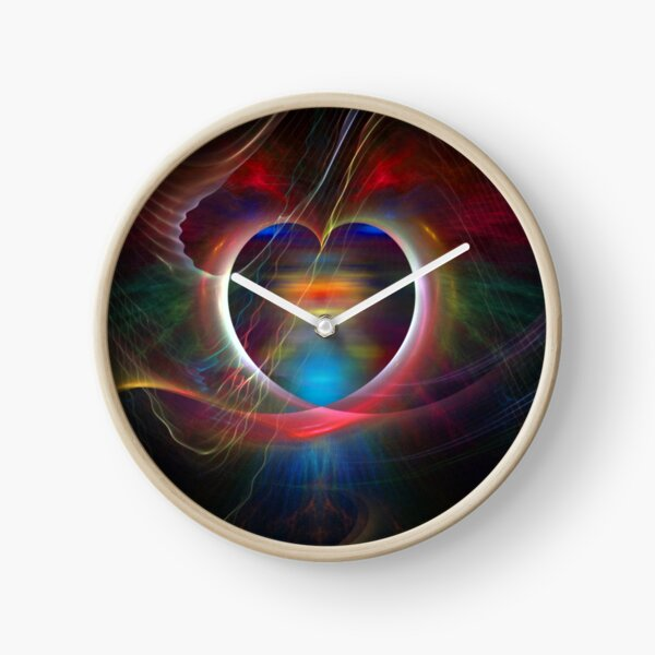 Heart to Heart Clock