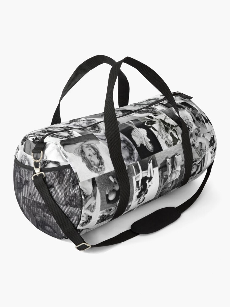 Alternate view of Shirley Temple Collage Duffle Bag