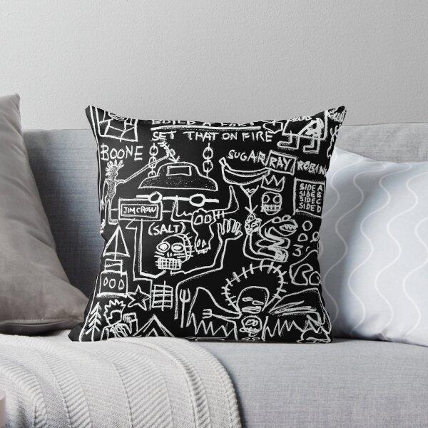 1960 - 1988 Throw Pillow
