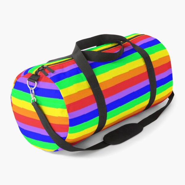 rainbow 2 Duffle Bag