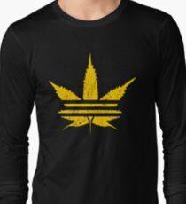 ADIDASH VINTAGE YELLOW  T-Shirt