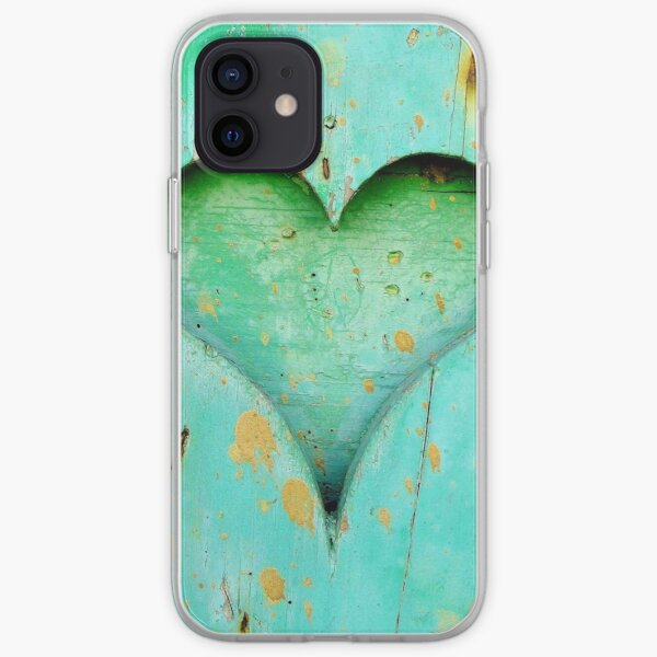 SIMPLE HEART iPhone Soft Case