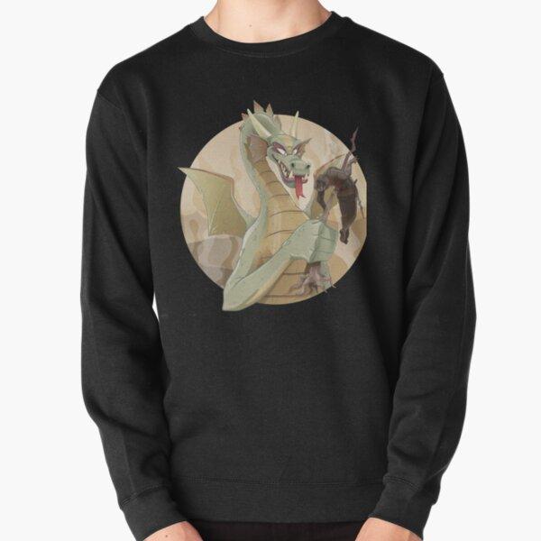 Dragons - Knight Skewer Pullover Sweatshirt