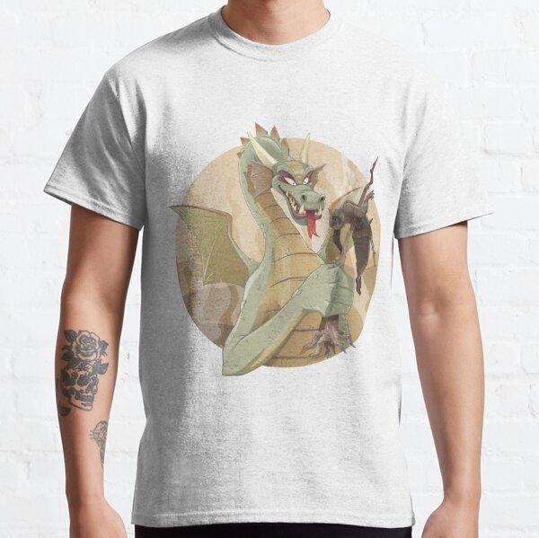 Dragons - Knight Skewer Classic T-Shirt