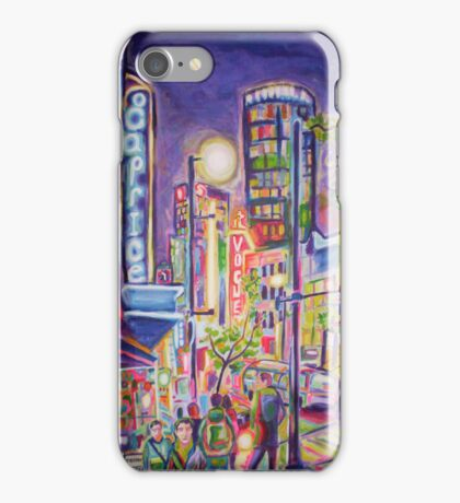 Granville At The Warehouse iPhone Case/Skin