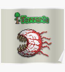 Terraria Eye Of Cthulhu Poster