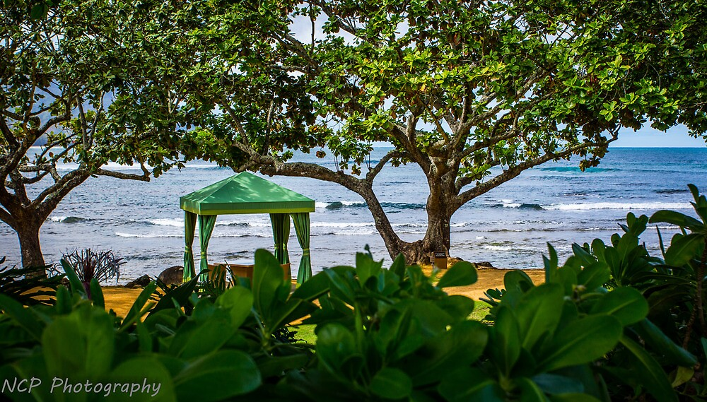 St, Regis beach view by chrisfb1