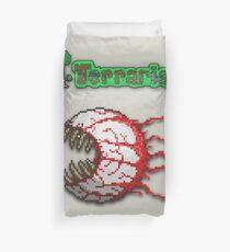 Terraria Eye Of Cthulhu Duvet Cover