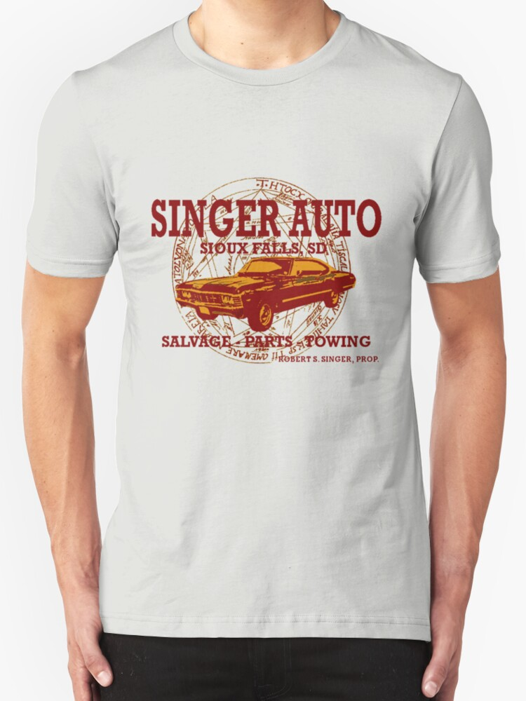 singer auto t shirts hoodies by dancing in the. Black Bedroom Furniture Sets. Home Design Ideas
