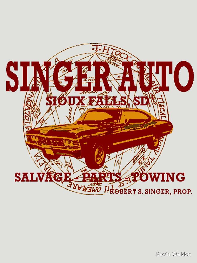 SINGER AUTO | Unisex T-Shirt